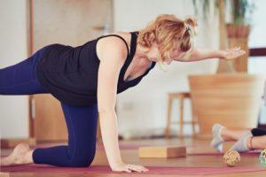 Mein Yogaunterricht Tanja Angele