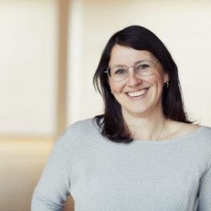 Tanja Angele Yogalehrerin